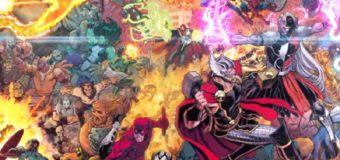 Trailer For April 2019 Marvel Comics Event 'War of the Realms' Released!