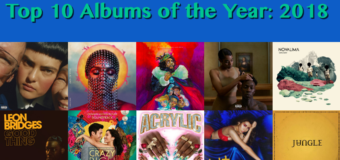 Album of the Year 2018 List