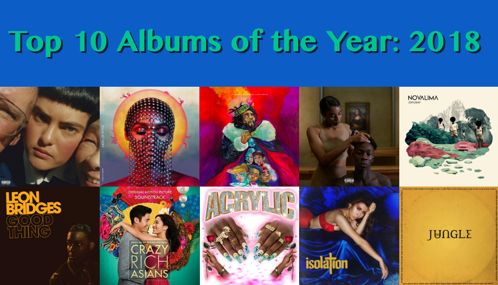 album of the year 2018 miya folick janelle monae j cole beyonce jay z novalima