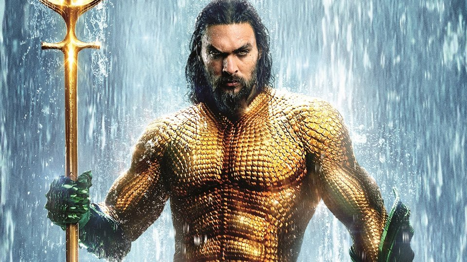 Aquaman second weekend box office 2018