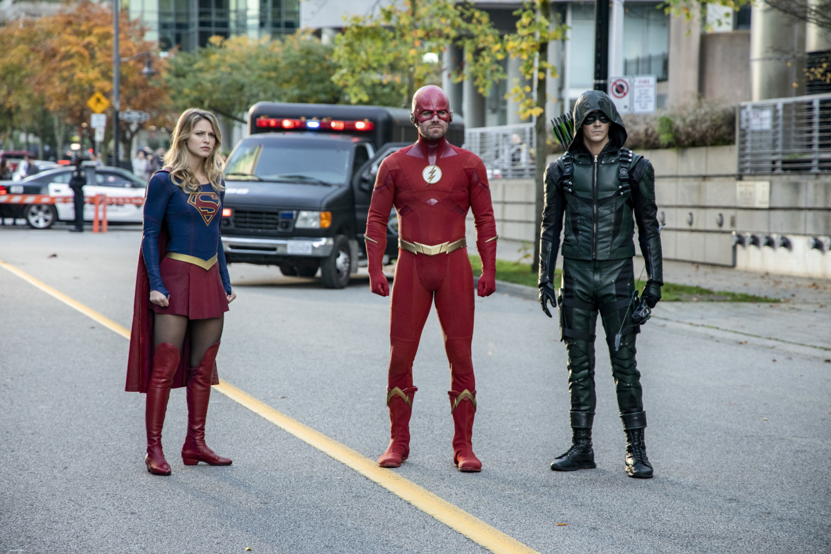 Elseworlds Part 2 Arrow