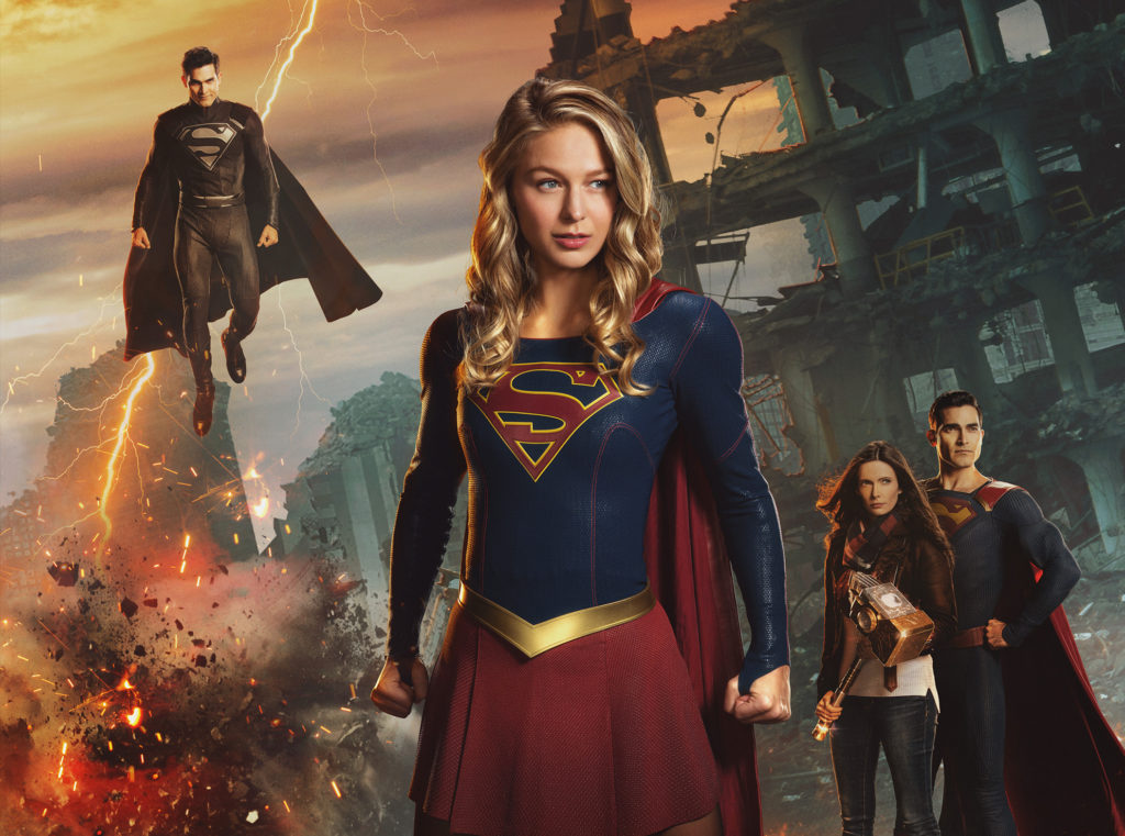 Elseworlds Part 3 Supergirl