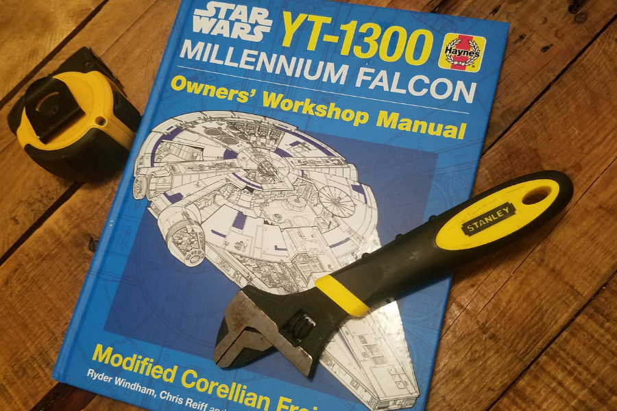 millennium falcon owners manual