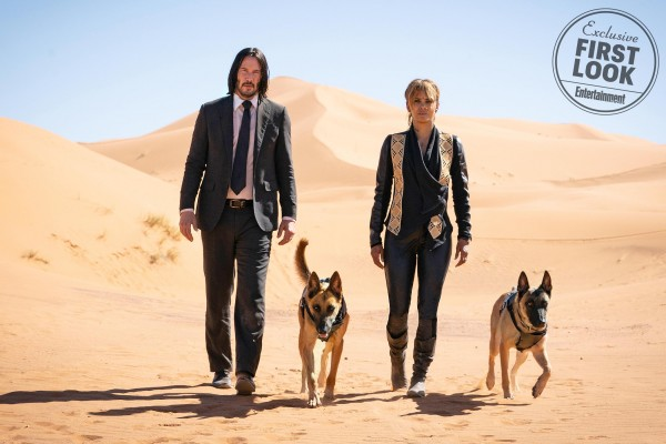 John Wick 3 First Look