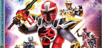 Power Rangers Super Ninja Steel: The Complete Season Gets February Home Release