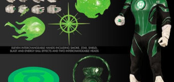 """PREVIEWS Exclusive One:12 Collective Green Lantern & """"Fallout"""" X-01 Power Armor Quantum Variant Figures Pre-Orders"""