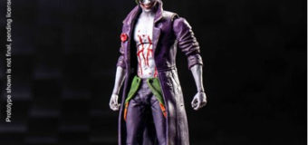"""PREVIEWS Exclusive """"Injustice 2"""" The Flash and Joker Action Figures Available for Pre-Order"""