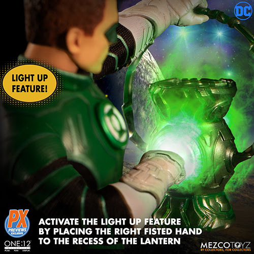 PREVIEWS Exclusive One:12 Collective Hal Jordan Green Lantern