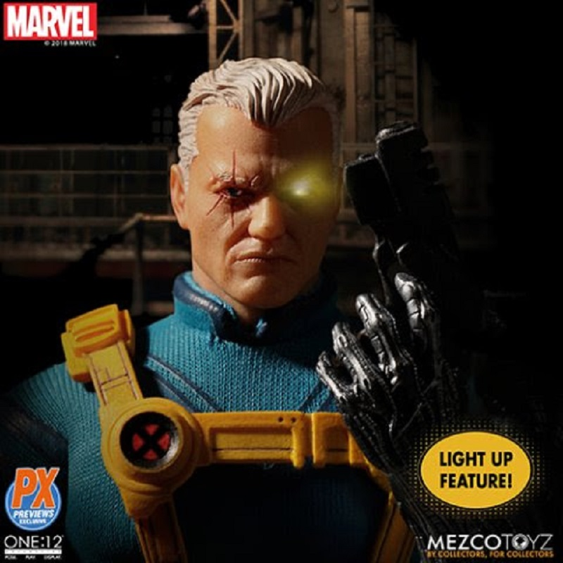 Cable Mezco Toyz