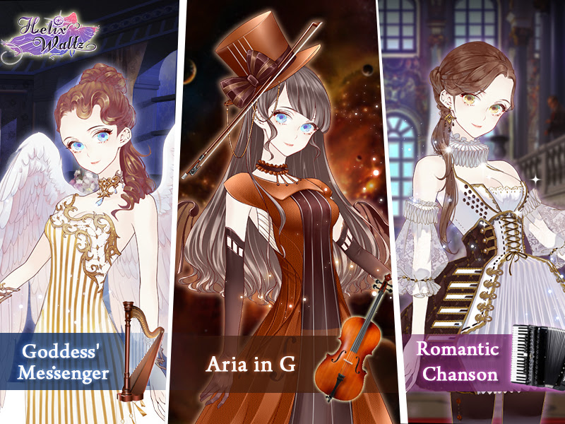 Helix Waltz Sound of Music Event game