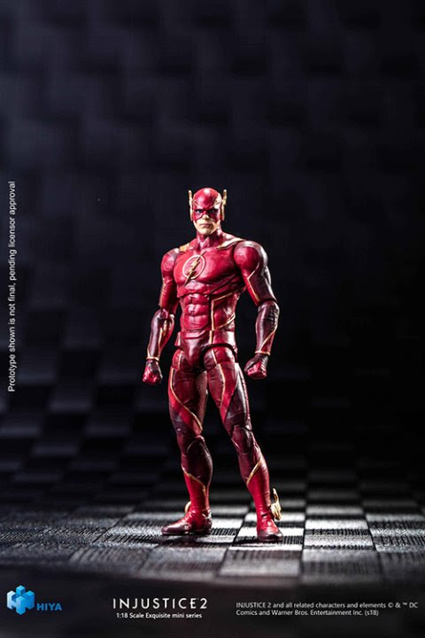 the flash injustice 2 previews exclusive figure