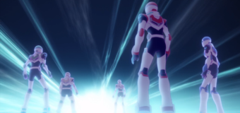 Voltron Ends Its Run with a Disappointing Finale