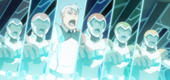 Voltron Legendary Defender Does Not Deserve Points For Queer Representation For Shiro!