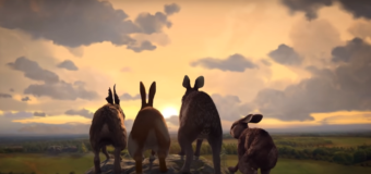 The Cutest Bunnies Who Ever Gave You Nightmares Now Have a Trailer
