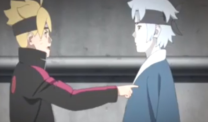 Onoki's Will boruto episode 91 review Onoki's will