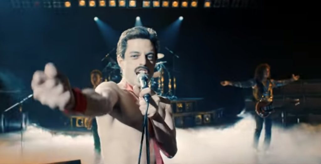Bohemian Rhapsody Queen film Golden Globes 2019