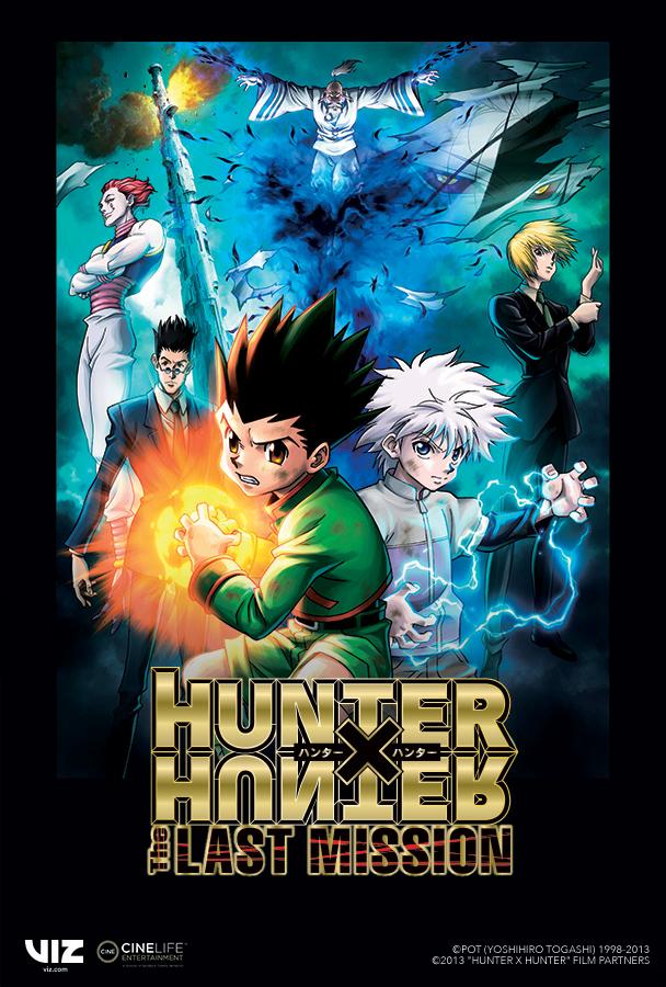 Hunter X Hunter The Last Mission