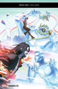 Iceman Issue 5