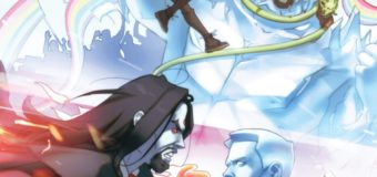 """Iceman"" Issue 5 Finishes An Amazing Story By Sina Grace – Comic Book Review"