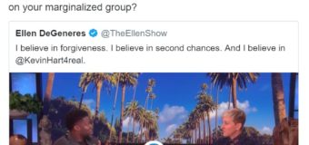 Ellen DeGeneres Wants Kevin Hart to Host the 2019 Oscars! But Why Him?