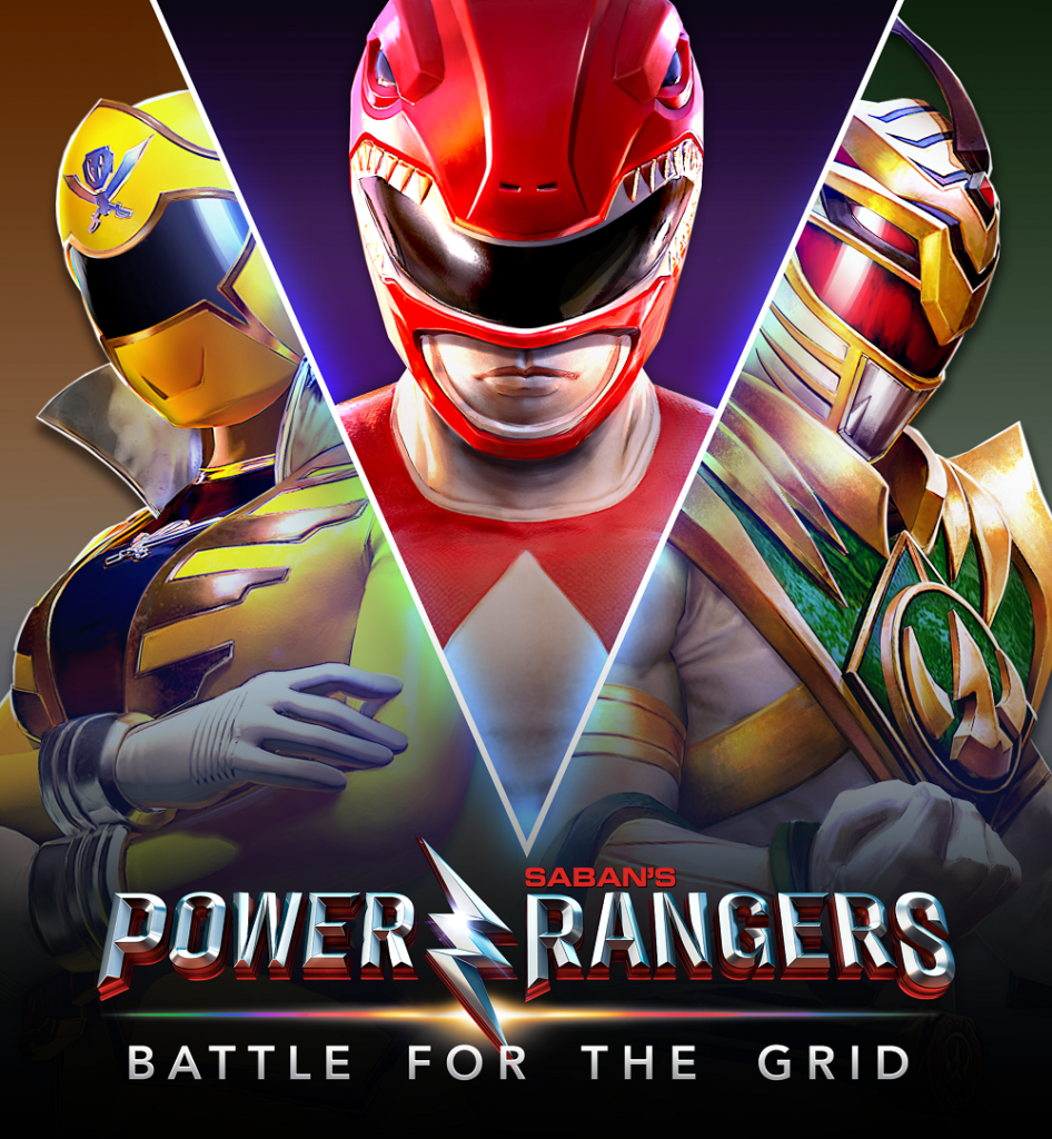 Power Rangers Battle for the Grid 2019 game