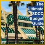 SDCC Budget Guide Cheap SDCC Save Money for SDCC