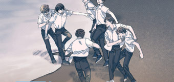 The #BU_Official Expands with The Most Beautiful Moment in Life Pt.0 <SAVE ME> Web Comic