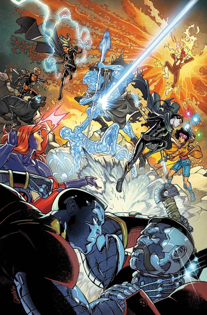 Uncanny X-Men Winter's End