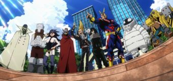 Which Boku no Hero Academia Character Are You?