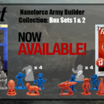 fallout nanoforce volume 1 box sets 1 and 2