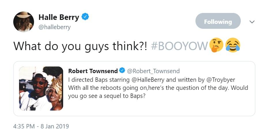 halle berry BAPS sequel