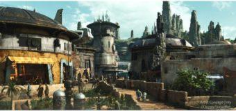 Disneyland's 'Star Wars' Galaxy's Edge Opens in June