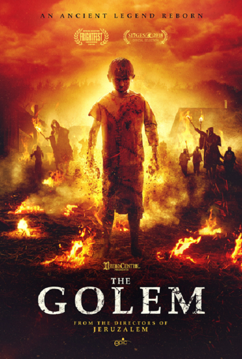 The Golem film February 2019 release