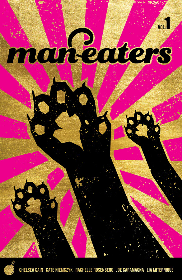 man-eaters comic book 2019 exclusive edition Image Comics