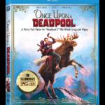 Once Upon a Deadpool Blu-ray Digital