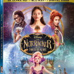 The Nutcracker and the Four Realms Disney blu-ray digital