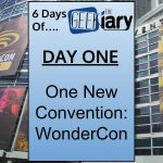 Geekiary Anniversary Day One: 1 New Convention We're Excited About