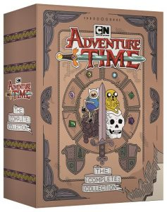 Adventure Time DVD Set April 30 2019 release
