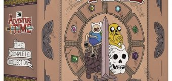Adventure Time: The Complete Series DVD Box Set Releasing This April
