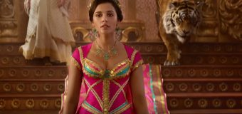 """Aladdin"" Special Look Released: Naomi Scott Is Not Jasmine"