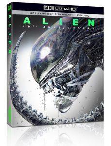 Alien 4K UHD Blu-ray
