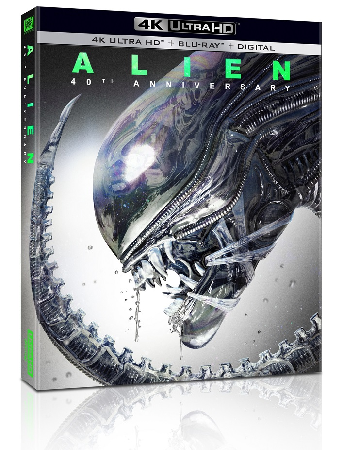 Alien 4K UHD Blu-ray