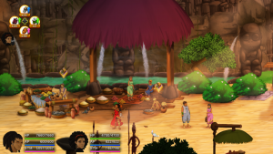 Aurion legacy African game Steam