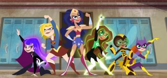 Official Trailer Reveals 'DC Super Hero Girls' Is Coming To Cartoon Network This March!