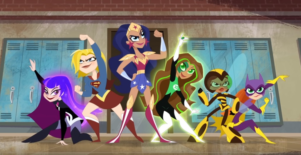 DC Super Hero Girls March 8 2019