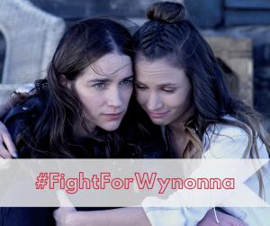#FightForWynonna