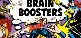 DC Comics: Girl Power Brain Boosters – Review
