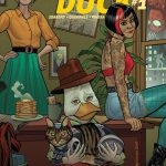 Howard the Duck animated show Hulu