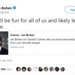 Ian Bohen Cameo