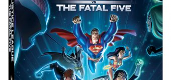 Justice League vs. The Fatal Five Gets Digital, 4K Ultra HD, and Blu-ray Release Dates!